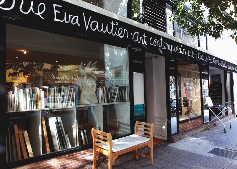 @Galerie Eva Vautier