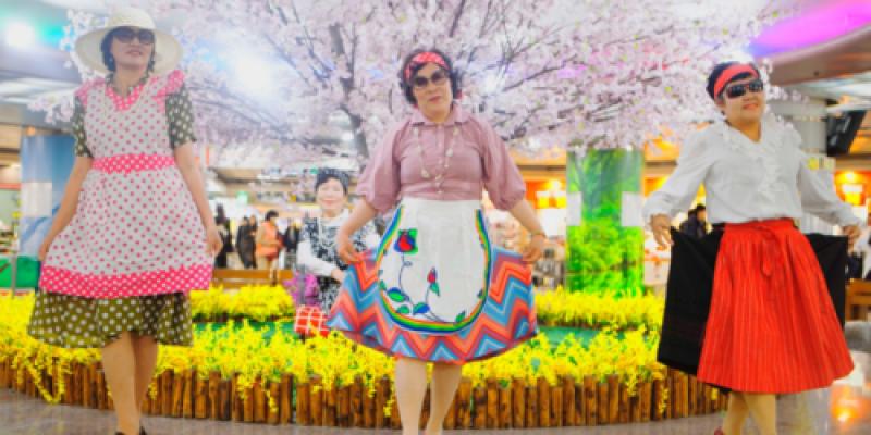 @Cho Youngjoo, Grand Cuties, 2015