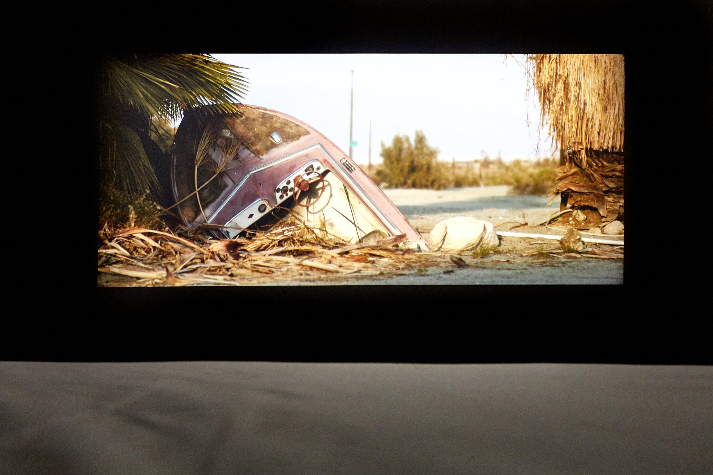 @Jean-Marc Theron video David Raffini et Florian Pugnaire, Galerie Ceysson et Benetière