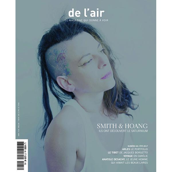 @de l'air magazine