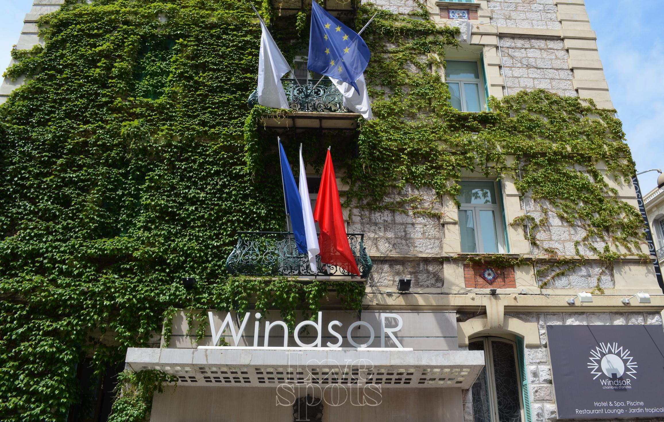 @Hotel Windsor