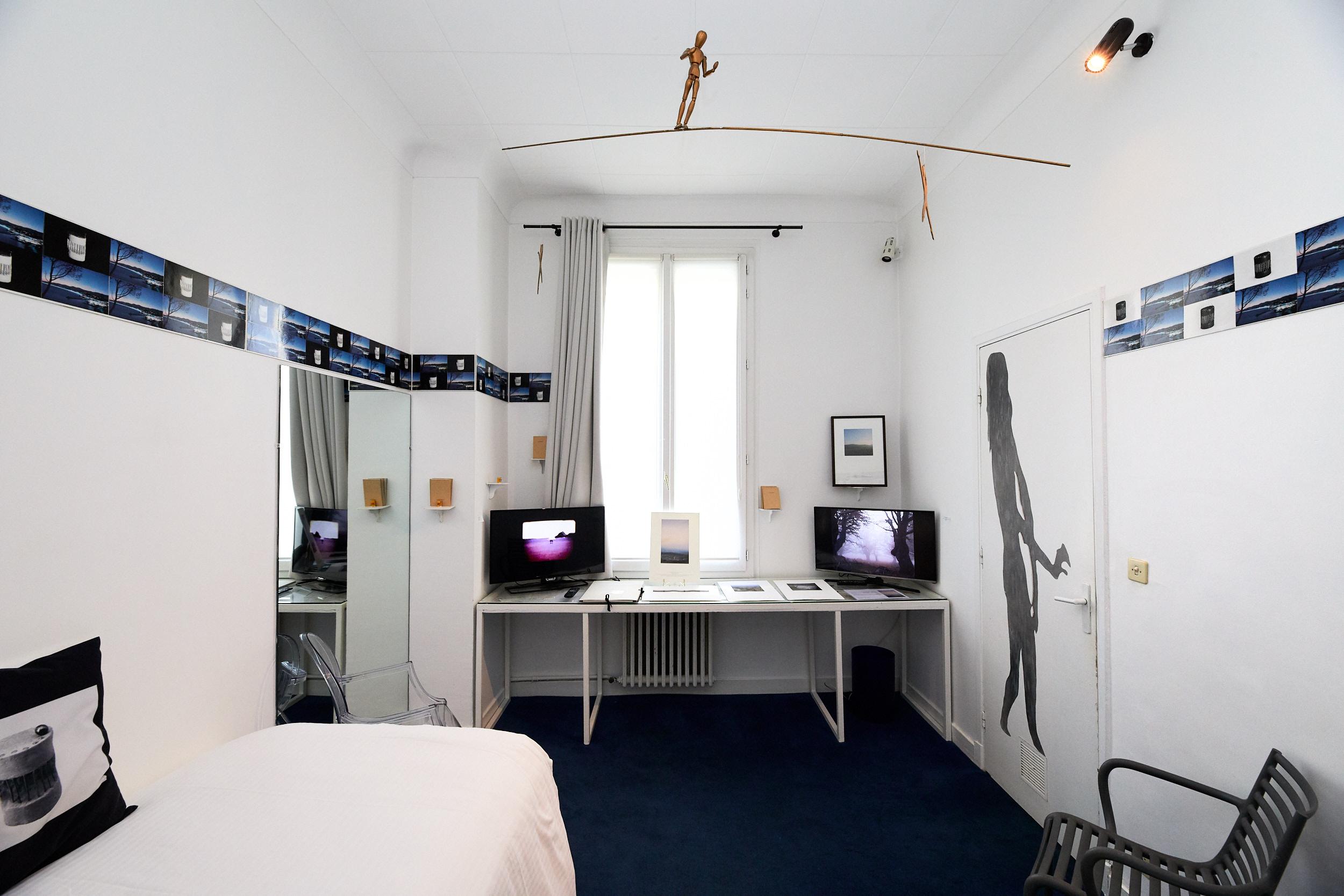 @Galerie Aline Vidal, Lucien Pelen, 2019