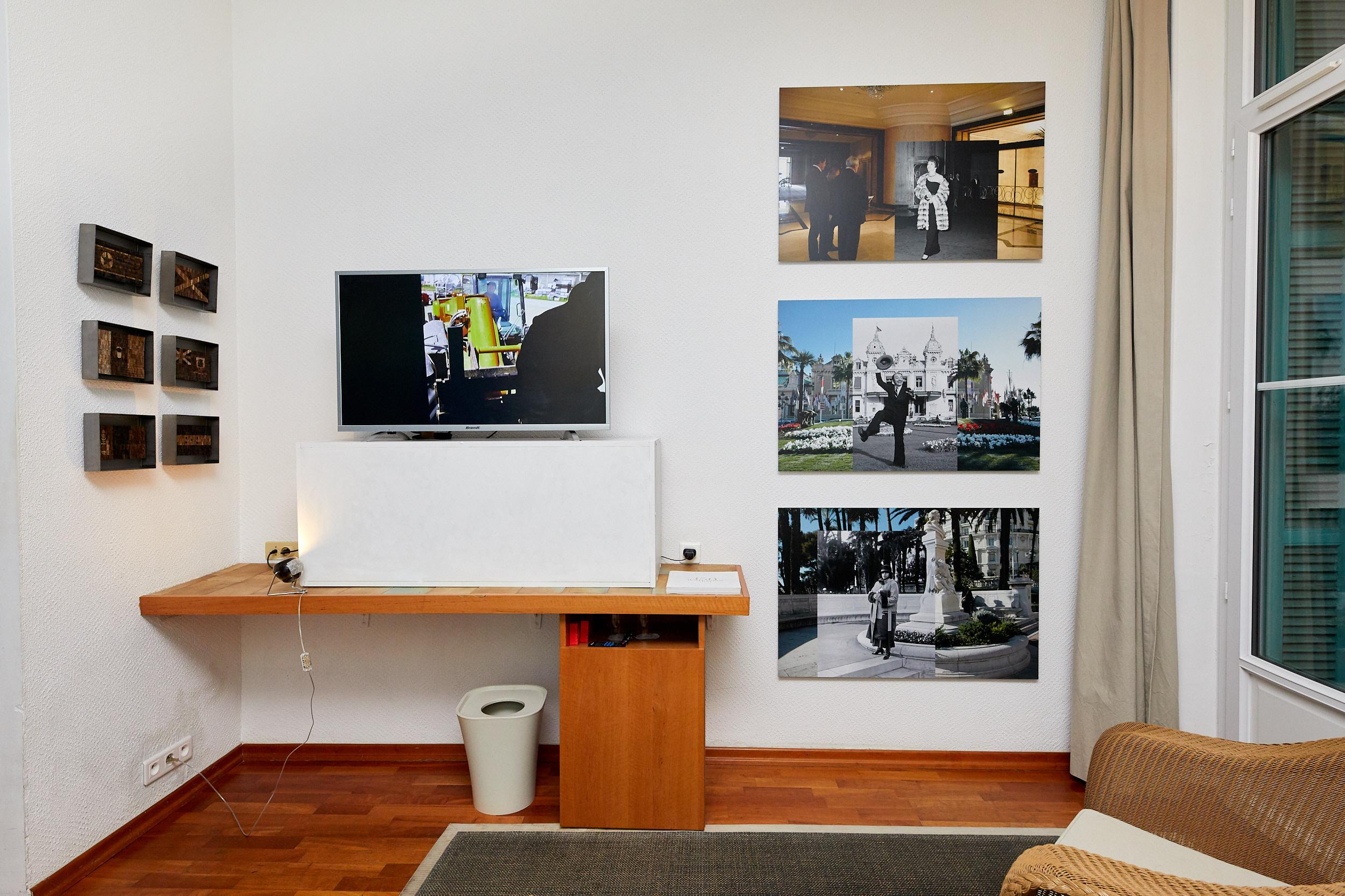 Bertille Bak, Galerie The Gallery Apart, 2019, camera camera, windsor