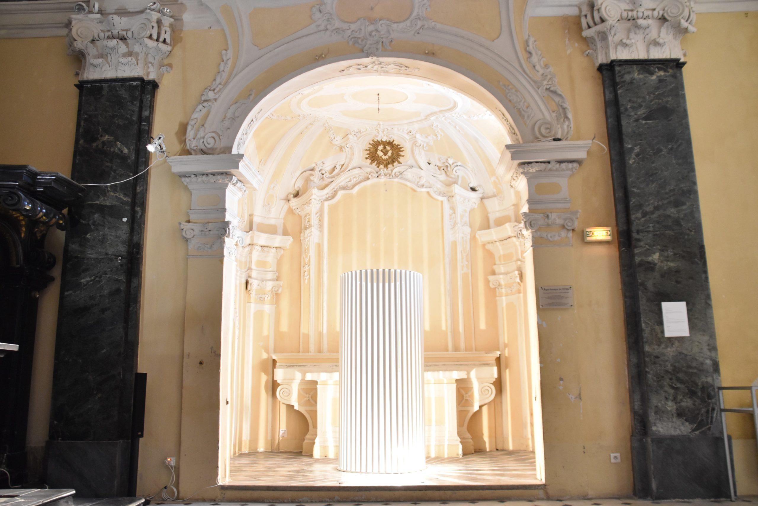 @Marie Lucas, Chapelle de la Providence, 2018