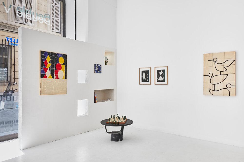 @Galerie Double V
