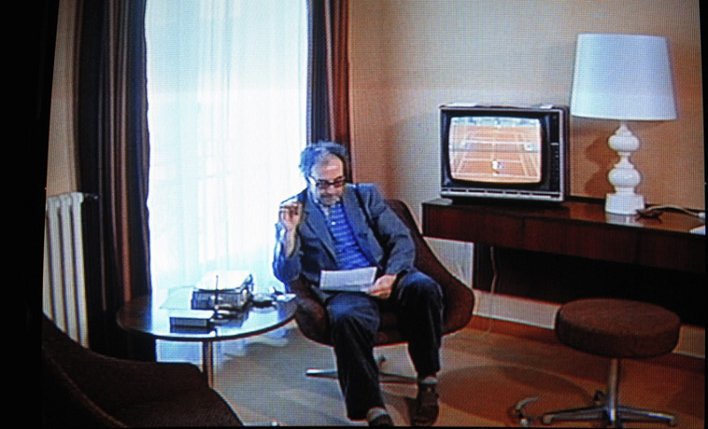 @Wim Wenders, Chambre 666