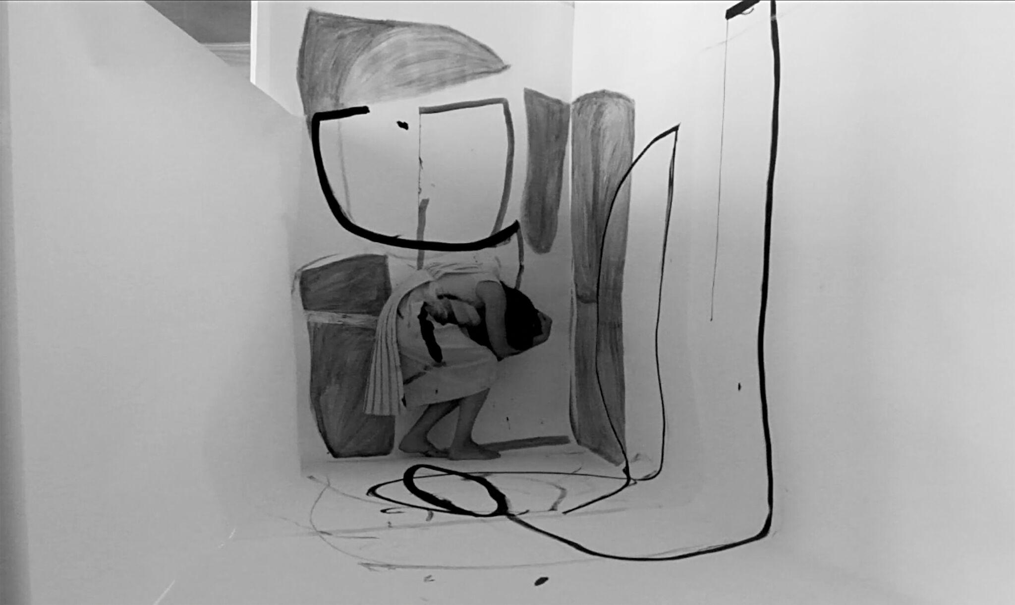 @Caroline Denervaud, Chambre, 2017