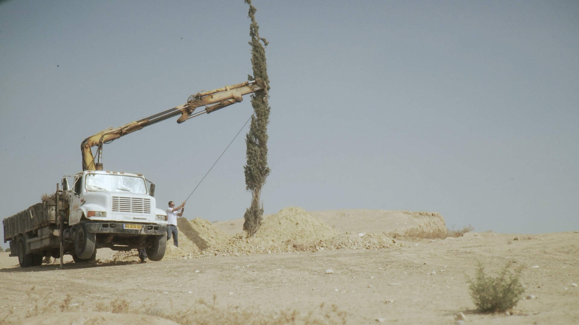 @Joseph Dadoune, In The Desert, 2009 - sélection Eva Vautier