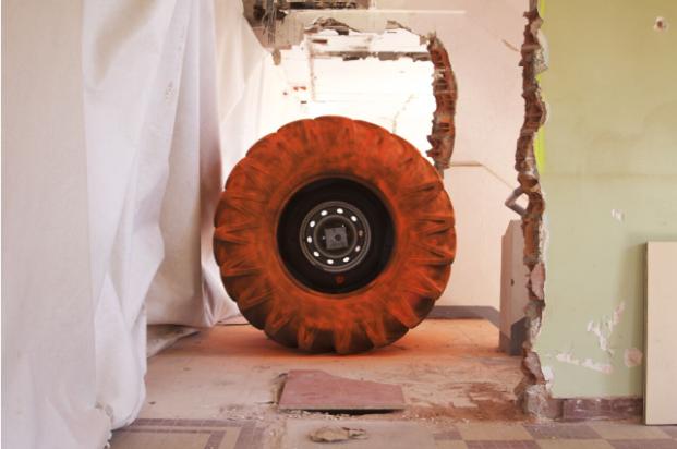 @Anne Valérie Gasc, Crash Box, 2011
