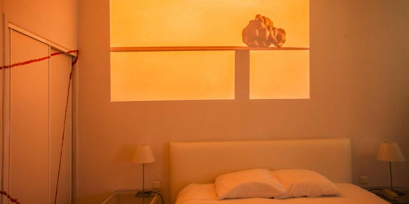 @Galerie Escougnou – Cetraro, Rebecca Digne, Climats