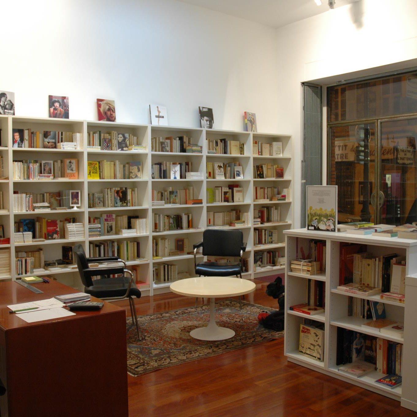 @Librairie Vigna