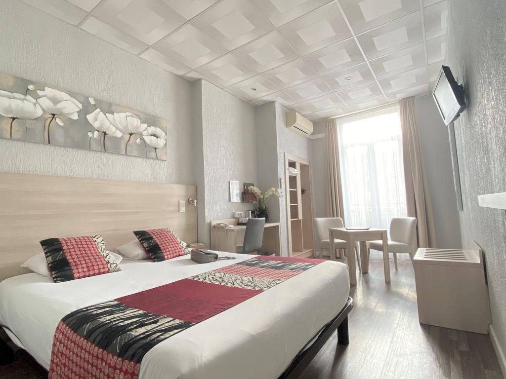 @Helvétique hôtel