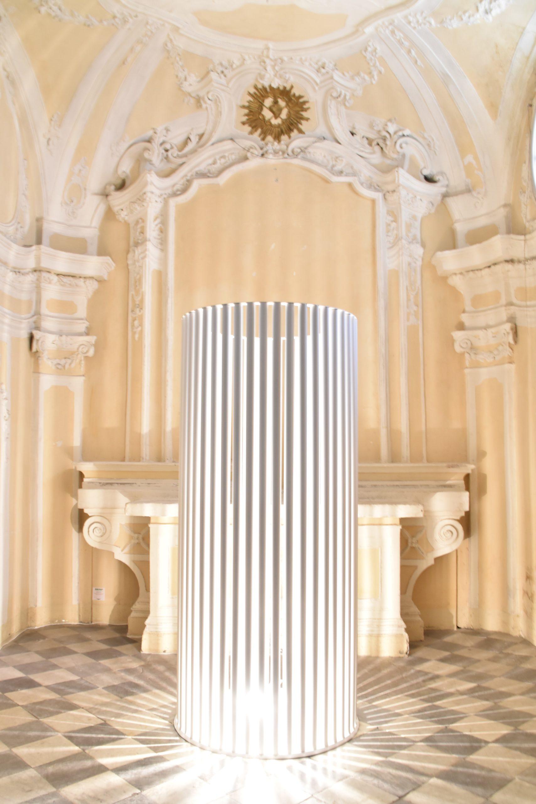 Ailo - Chapelle de la Providence - Marie Lucas