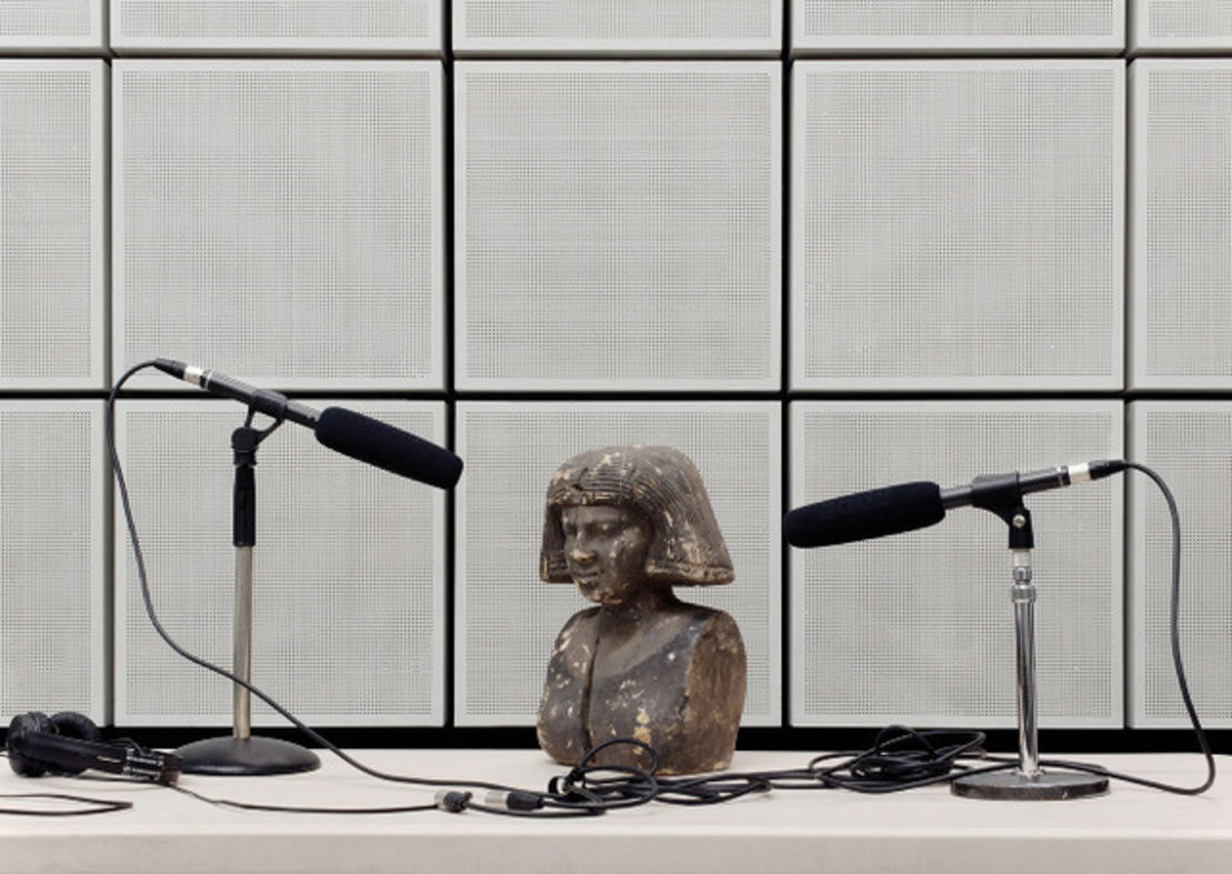 @Patrick Hough, Object Interviews,2013
