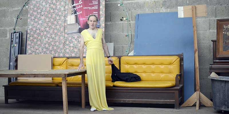 @Myriam Richard, Les Oiseaux, 2012 - sélection Marseille Expos