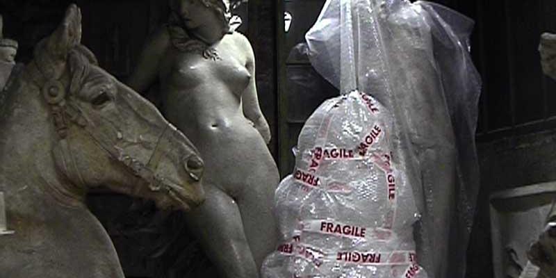 @Dominique Angel, Pièce supplémentaire n°29 , 2009 - sélection MAMAC