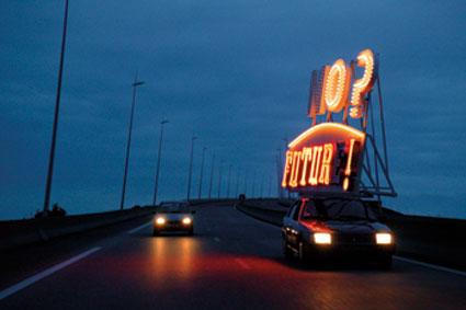 @Jordi Colomer, No future, 2006 - sélection 2006