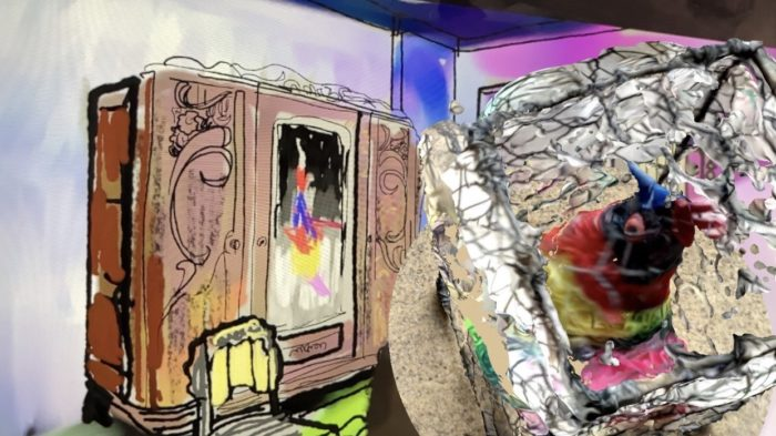 @Yoan Sorin- Iris Martin, Chambre 212