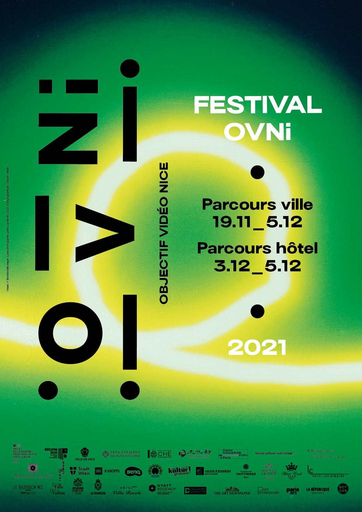 © Graphisme Claude Valenti / Fond visuel Emmanuelle Nègre, 2021