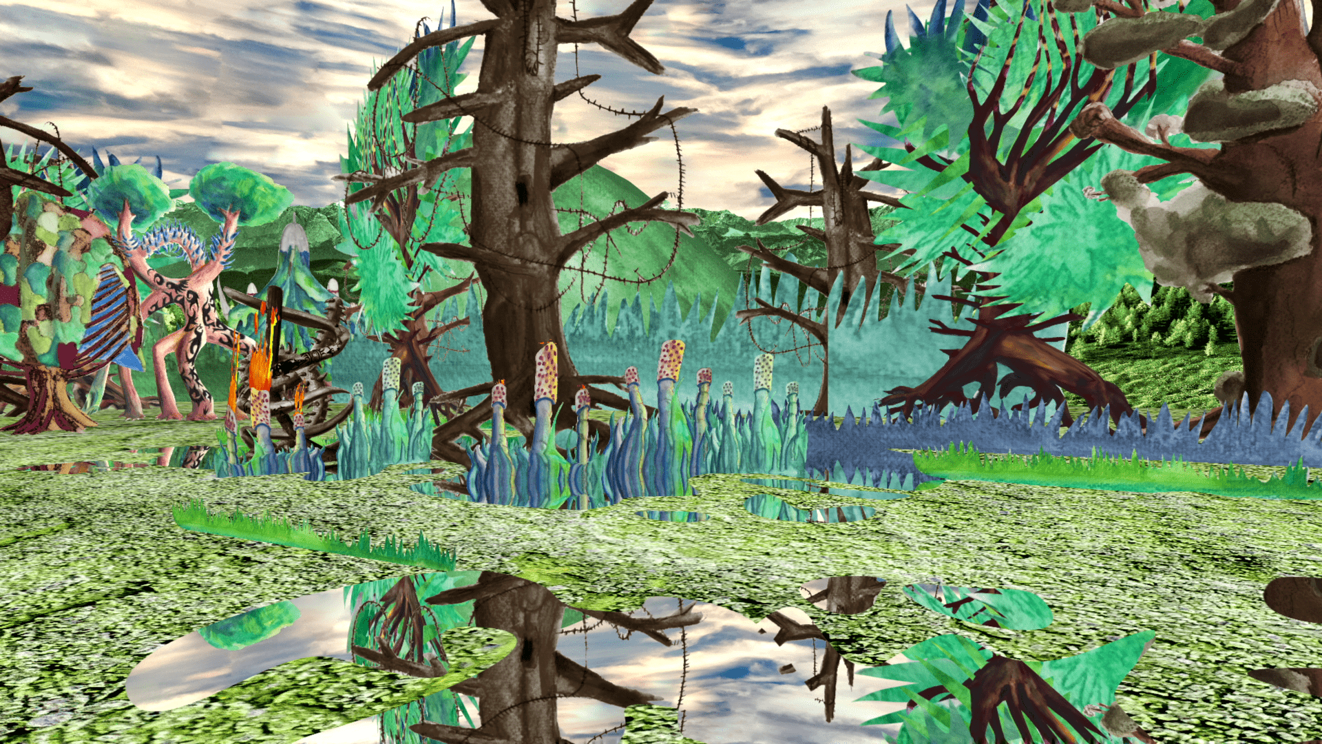 Jérémy Griffaud, Contre-Nature, 2021