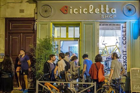 © Bicicletta shop